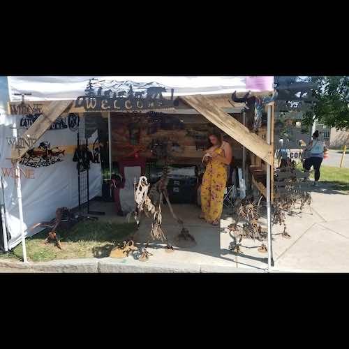 Brian McKee 2020 corn hill arts festival 4 artist 213365