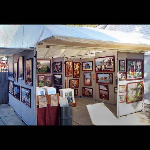 David Maynard 2020 corn hill arts festival 4 artist 56719