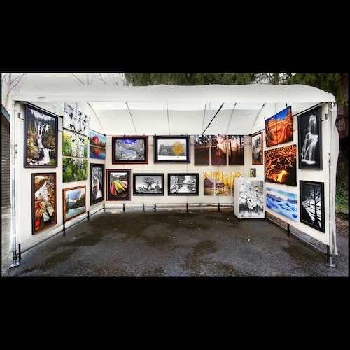 David Reade 2020 corn hill arts festival 4 artist 62365