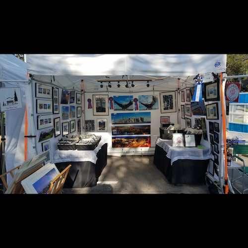 John Esposito 2020 corn hill arts festival 4 artist 168033