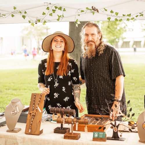 Kaylee Taylor 2020 corn hill arts festival 4 artist 289188
