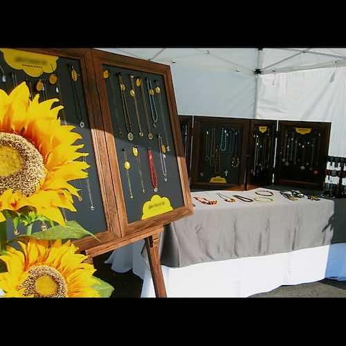Lori Sofianek 2020 corn hill arts festival 4 artist 212336