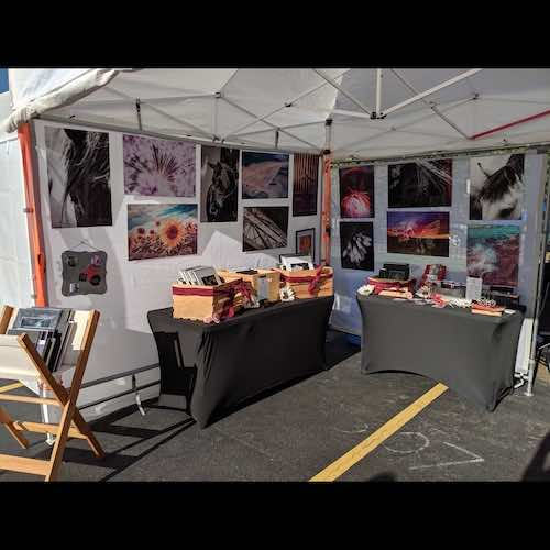 Maggie Hamell 2020 corn hill arts festival 4 artist 151824