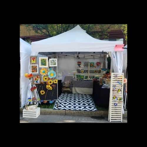 Mary Terziani 2020 corn hill arts festival 4 artist 153212