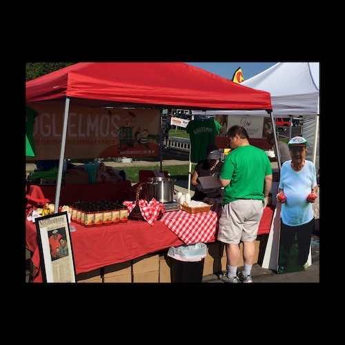 Paul Guglielmo 2020 corn hill arts festival 4 artist 177142