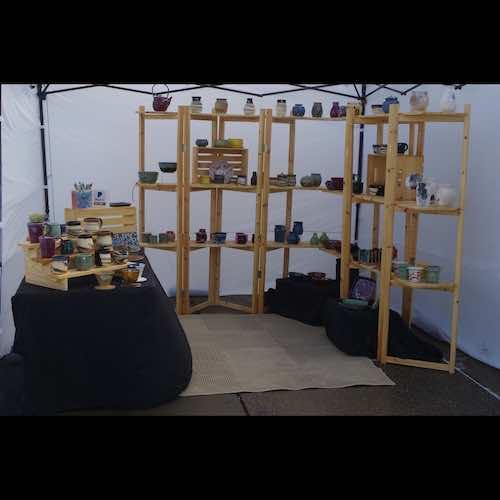 Scott Walker 2020 corn hill arts festival 4 artist 285324