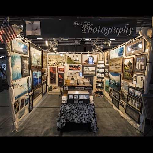 Ted Tatarzyn 2020 corn hill arts festival 4 artist 56197