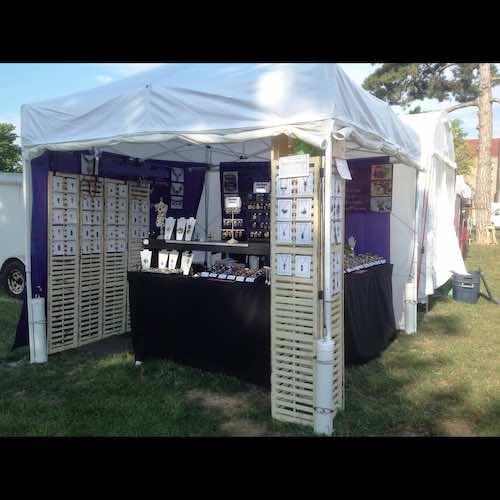 Vickie LaRocque 2020 corn hill arts festival 4 artist 216609