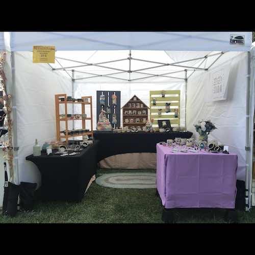 Zoey Murphy Houser 2020 corn hill arts festival 4 artist 290021
