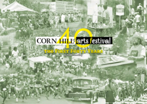Corn Hill Arts Festival Book - The First Forty Years
