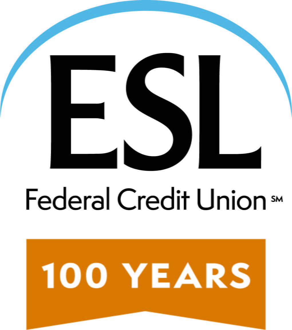 ESL Federal Credit Union Logo - Corn Hill Arts Festival Sponsor