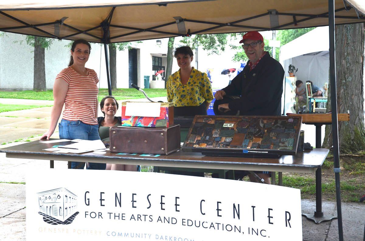 Genesee Center for the Arts - Corn Hill Arts Festival
