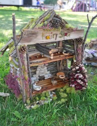 CHAF 2016 Fairy Houses