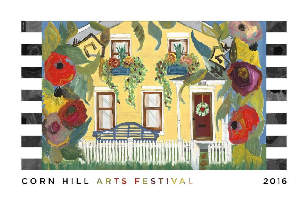 2016 Arts Festival Poster
