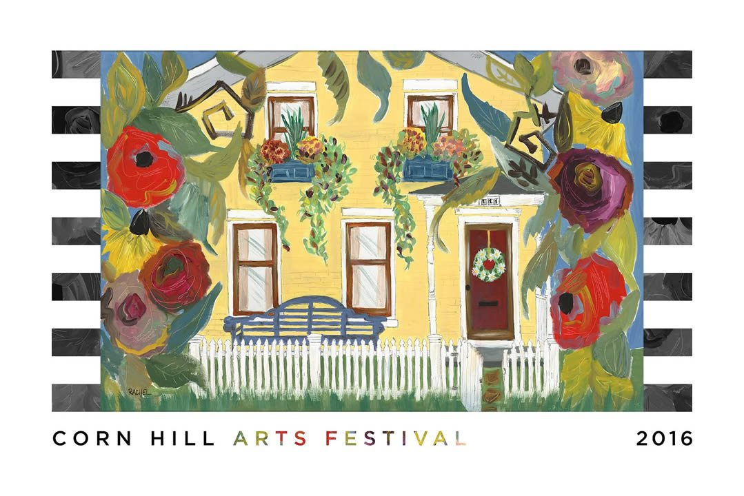 Buy Corn Hill Arts Festival Poster