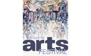 2017 Arts Festival Poster