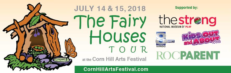 Fairy Houses 2018