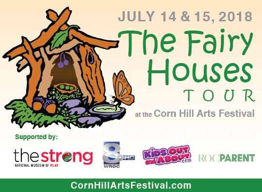 Fairy Houses Tour - Corn Hill Arts Festival