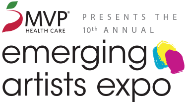 2018 Corn Hill Arts Festival Emerging Artists Sponsor MVP Health Care