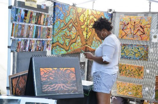 Corn Hill Arts Festival
