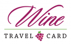 wine travel card