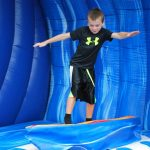 Surfing Corn Hill Arts Festival