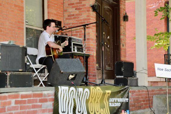 Atkinson corn hill arts festival